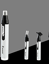 cheap -New Multifunctional Electric Nose Hair Trimmer Mini Shaver Nose Hair Trimmer 4 In 1 Sideburn Eyebrow Trimming Set