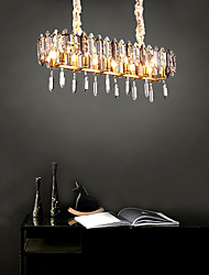 cheap -10-Light 80 cm Chandelier Metal Electroplated Traditional Classic 110-120V 220-240V