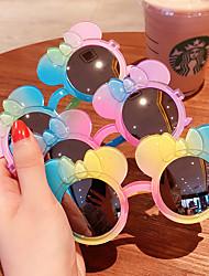 cheap -1pcs Kids Unisex Active / Sweet Cartoon Glasses Blue / Blushing Pink
