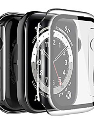 cheap -2 pack case for apple watch 6 / se 40mm