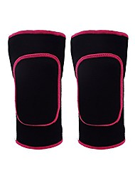 cheap -soft kneepad for kids dance cycling volleyball football soccer tennis climbing roller skating knee brace sleeve with thicken sponge, 1 pair