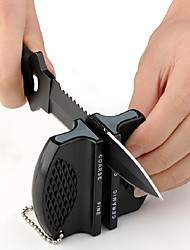 cheap -Mini quick knife sharpener portable outdoor multi function grindstone kitchen tool