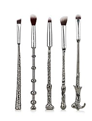 cheap -5 Pcs Harry Potter make up brush magic wand eye makeup brush set second generation makeup brush tool beauty