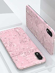 cheap -case compatible with iphone xr,brilliant design bumper shock proof flexible slim rubber silicone case for iphone xr 6.1 inch (pink)