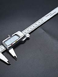 cheap -Electronic scale with depth rod 0-150 mm stainless steel digital vernier digital caliper