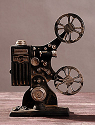 cheap -Old Projector Home Decoration Retro Old Craft Ornaments