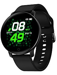 cheap -X9 1.3inch Color Screen Automatic Heart Rate Blood Pressure Monitor Ultra-light Unique Strap Design Smart Watch