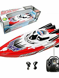 cheap -remote control boat 4 function jet ski speed rc fast boat for pool and lakes