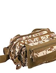 cheap -Fishing Tackle Bag Tackle Box Waterproof 4 Trays Oxford Cloth