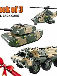 cheap -3 pack pull back cars, helicopter, tank, armored vehicle, army toys for boys , pull back and go cars, car toys for toddlers, vehicle gift for 3 4 5 6 7 year old boy toys