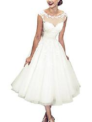 cheap -women's elegant sheer vintage short lace wedding dress for bride us 22w white