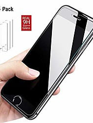 cheap -iphone 8 plus screen protector,iphone 7 plus screen protector for apple,[3-pack] 0.26mm hd clear tempered glass film 9h hardness 2.5d 3d touch compatible anti-fingerprint scratch