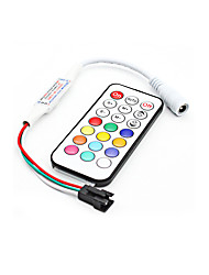 cheap -1pc Remote Controlled Bulb Accessory Plastic Controller for WS2811 Strip Lights