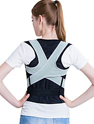 cheap -Breathable Children's Posture Sitting Posture Students in Class Anti-myopia Correction Kyphosis Correction Posture U Cartilage Support