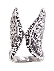 cheap -.925 sterling silver ring, winged glory'