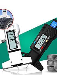 cheap -Measurement of digital stainless steel electronic digital tire tread depth gauge tester