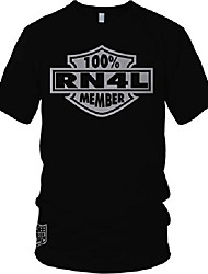cheap -100% rn4l member black t-shirt (limited edition)