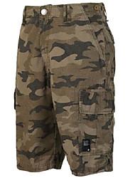 cheap -men's scheme short, military camo, 30