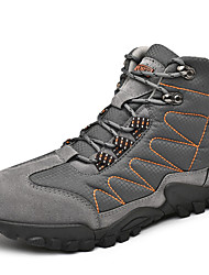 cheap -Men's Boots Snow Boots Sports Outdoor Camping & Hiking Polyester Black cotton Grey cotton Blue cotton Fall & Winter