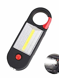 cheap -2 modes camping lamp lantern aaa magnet hook handy portable light for car repairing hunting outdoor,red