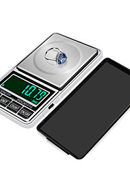 cheap -Mini Jewelry Scale USB Charging Pocket Digital Scales 100g/200g/300g/500g 0.01g Precision Electronic Balance LCD Weight ScaleWeighing Scales - AliExpress