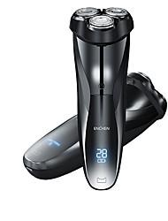 cheap -ENCHEN Blackstone 3D Electric Shaver Razor For Men IPX7 Waterproof Wet & Dry Dual Use LCD Display Face Beard Shaving Razor
