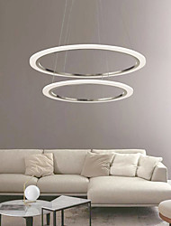 cheap -70 cm LED Designers Pendant Light Metal Acrylic Others Rustic / Lodge Modern Contemporary Traditional / Classic 110-120V 220-240V