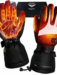 cheap -heated gloves for men women - electric heating gloves, battery heated motorcycle gloves rechargeable