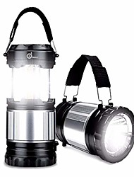 cheap -portable lantern led lamp light outdoor camping lights rechargeable flashlight torch for camping hiking tent us plug