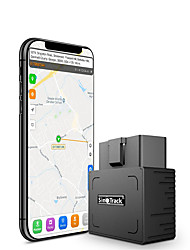 cheap -OBD II GPS Tracker 16PIN OBD Plug Play Car GSM OBD2 Tracking Device GPS locator OBDII with online Software IOS Andriod APP