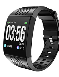 cheap -P16 Unisex Smartwatch Bluetooth Heart Rate Monitor Blood Pressure Measurement Calories Burned Health Care Camera Control Stopwatch Pedometer Call Reminder Sleep Tracker Sedentary Reminder