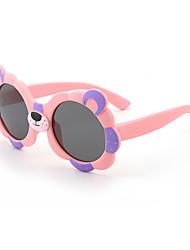 cheap -1pcs Kids / Toddler Unisex Active / Sweet Cartoon Glasses Blue / Purple / Red