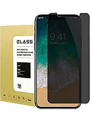 cheap -[2pack] for iphone x xs iphone 11 pro privacy screen protector [full coverage][9h hardness][3d touch] tempered glass screen protector for iphone x/iphone xs (iphone 11 pro/iphone x/iphone xs(2pcs))