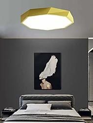 cheap -50 cm Globe Design Flush Mount Lights Metal Painted Finishes Modern 110-120V / 220-240V