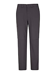 cheap -stride zip-off mens trousers - upf50+ winter pants, lightweight, easy pack bottoms, quick dry, casual -ideal mens clothing for work, hiking, travelling black mens w28