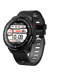 cheap -L3 Long Battery-life Smartwatch Support Distance-track/Heart Rate /Blood Pressure Measure, Sports Tracker for Android/iPhone/Samsung Phones