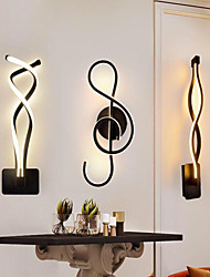cheap -LED Wall Lamp Modern Simple Decoration Creative Wall Lamp Led Hotel Bedroom Bedside Lamp Nordic Living Room Corridor Corridor Wall Lamp AC220V