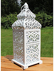 cheap -white temple moroccan style candle lantern