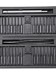 cheap -JIMI New 30 IN 1 Multi-purpose Precisions Screwdrivers Kit Repair Tool DIY Screw Driver Set w/ Tweezers Aluminum Alloy Handle