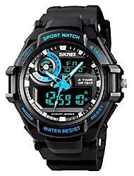 cheap -mens digital watch outdoor sports watch 50mm waterproof chronograph military shock watch for men