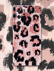cheap -Case For Huawei Huawei P30 / Huawei P30 Pro / Huawei P30 Lite Shockproof Back Cover Geometric Pattern / Animal TPU