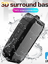 cheap -Bluetooth Speaker Outdoor Portable Waterproof IPX7 Wireless Bluetooth 5.0 Speaker Portable Wireless Bluetooth Speaker