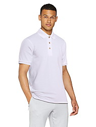 cheap -mens silk touch pocket polo-stone-6xl