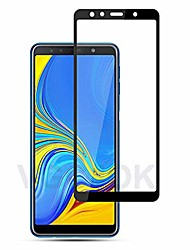 cheap -3d 0.22mm tempered glass on the for samsung galaxy a3 a5 a7 2016 2017 a5 a7 a6 a8 plus 2018 screen protector protective film,gold,a7 2017