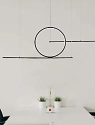 cheap -LED® 3-Light Sputnik Chandelier Ambient Light Painted Finishes Metal 110-120V / 220-240V Warm White+White