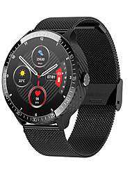 cheap -TM17 Smartwatch Support Bluetooth Call/Heart Rate/Blood Pressure Measure, Sports Tracker for Android/IOS/Samsung Phones
