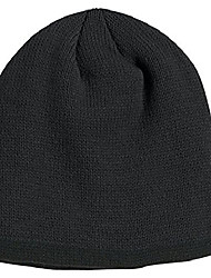cheap -knit cap (tnt)- black,one size