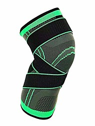 cheap -compression knee sleeve relief arthritis pain knee brace support sports knee pads with men women for gym tennis cycling basketball running (xx-large)