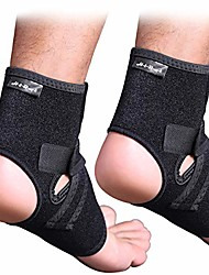 cheap -ankle wrap ankle brace, compression ankle support for sprains arthritis recovery- ankle stabilizer for running basketball soccer fitness- kids youth adult- breathable/adjustable (l, 2 pack)