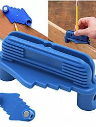 cheap -Center Finder Line Scriber Marking Gauge Center Offset Scribe For Woodworking Tools Contour Gauge Fits Standard Wooden Tools